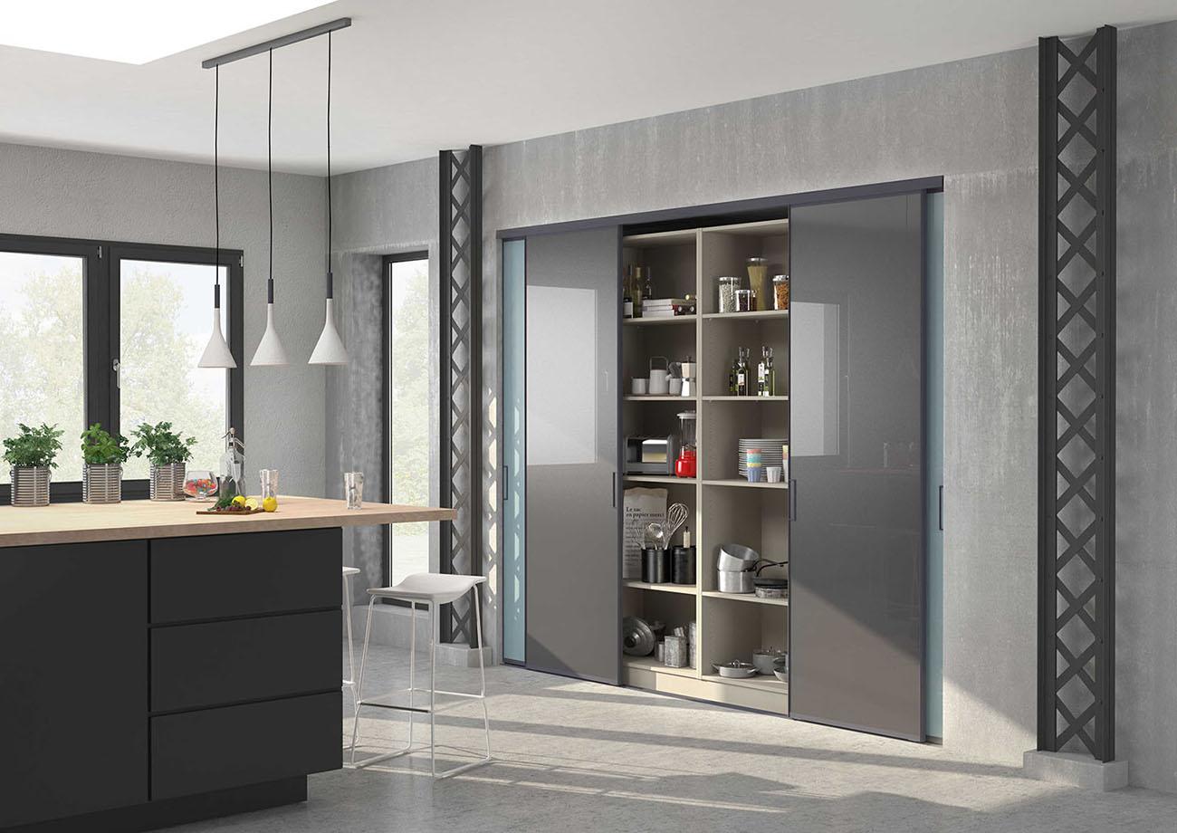 rangement sur mesure le dressing d angle est une bonne solution. Black Bedroom Furniture Sets. Home Design Ideas