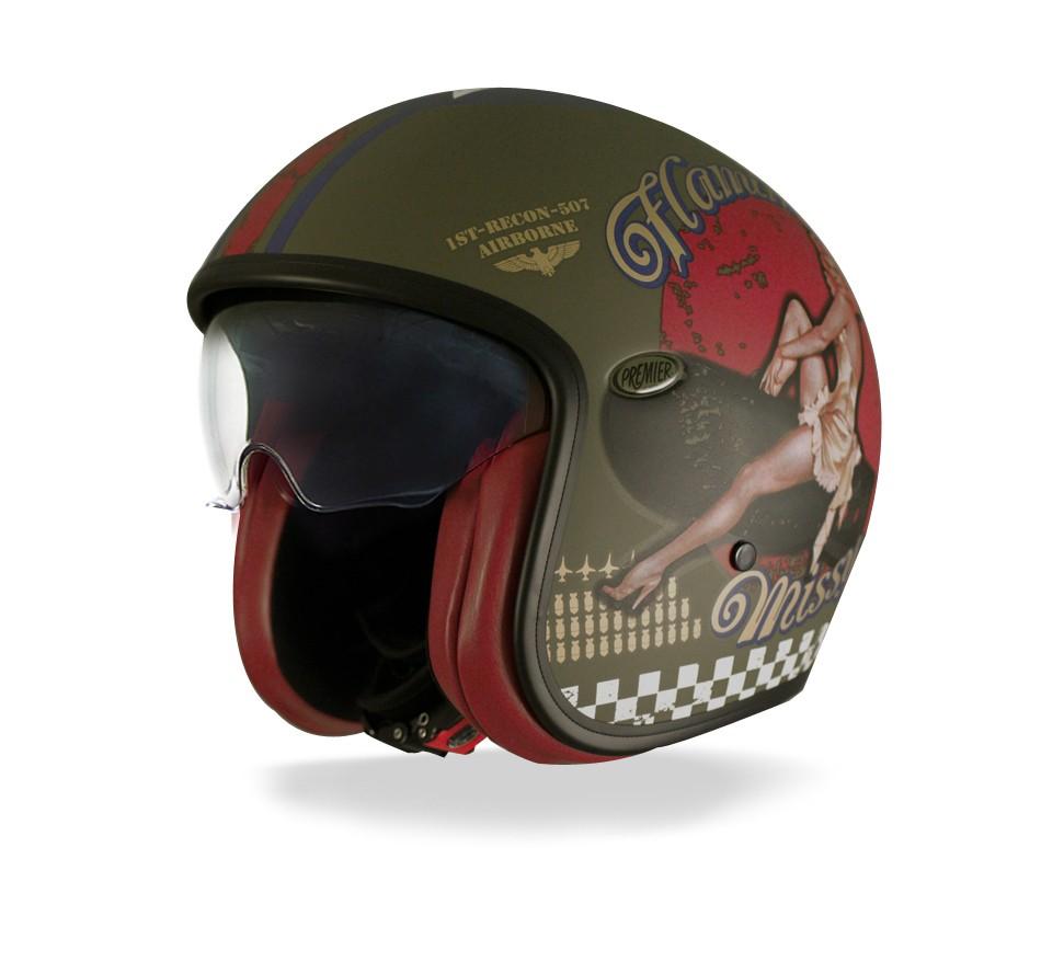 Tout savoir sur le casque de moto vintage
